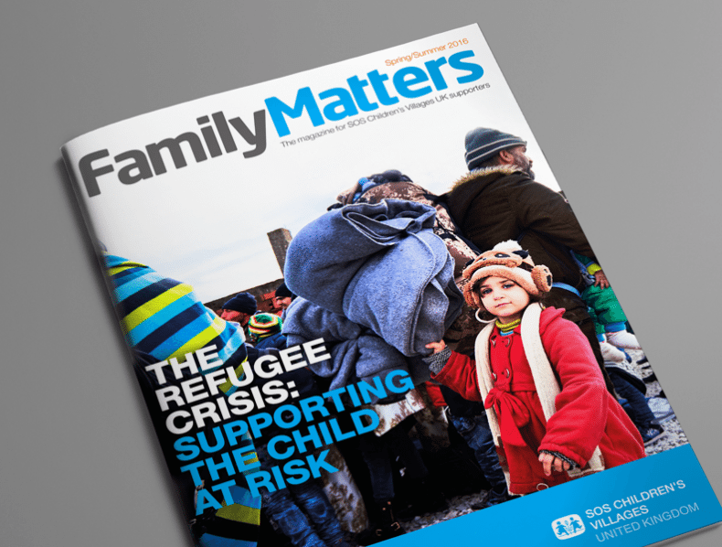 SOS Children's Villages – Family Matters magazine