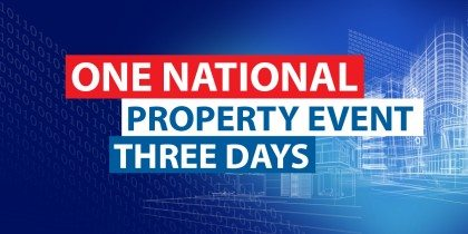 Brand for launch of UK's largest property event
