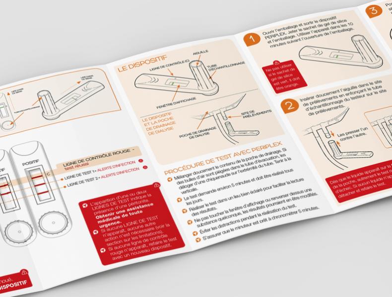 Mologic: Periplex branding, packaging and materials