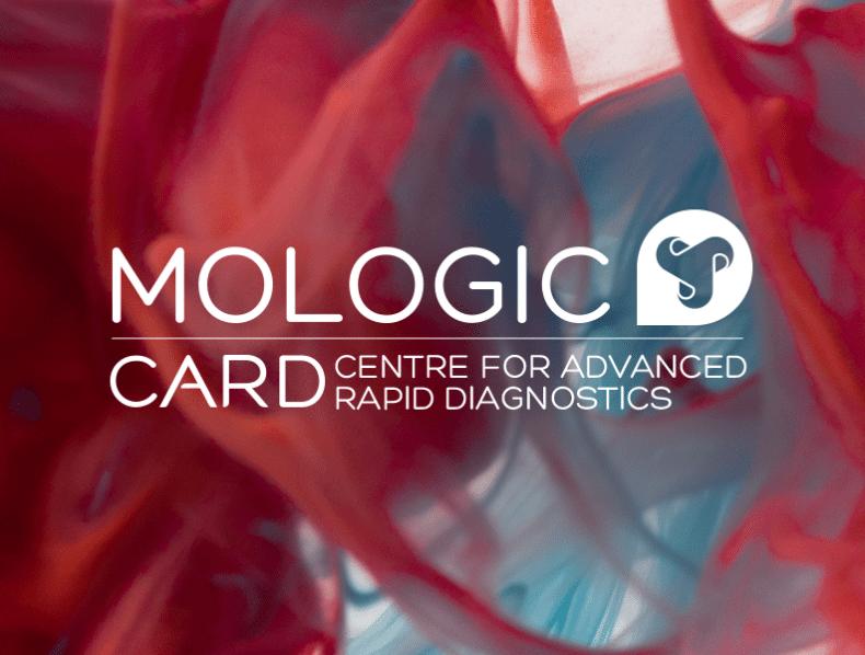 Mologic/CARD (Centre for Advanced Rapid Diagnostics) branding
