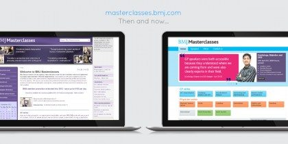 Rebranding the British Medical Journal's Masterclasses