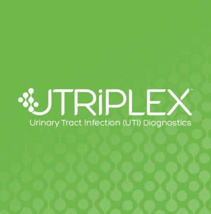 Mologic: Utriplex branding, packaging and materials