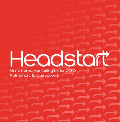 Mologic: Headstart branding, packaging and materials